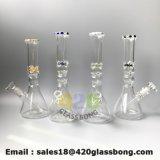 بيع بالجملة [7مّ] سماكة زجاجيّة أنبوب كأس يدخّن [وتر بيب] زجاجيّة