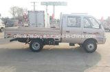 Горячая тележка грузовика груза сбывания Rhd/LHD 78HP 1.2L двойная Cabine миниая /Small/ светлая