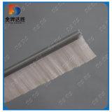 Weißer Nylonfenster-und Profildichtung-Pinsel