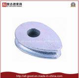 직류 전기를 통한 강철 던지기 반지 단단한 철사 밧줄 골무 DIN3091