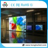 Cartelera de interior de la visualización de LED de HD P1.667 para hacer publicidad del vídeo