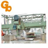 China-Marmorsteinausschnitt-Maschine mit horizontaler Schaufel