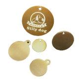Commerce de gros Mens Promotion Xvideos militaire de métal Dog Tag /Dog Tag vierge