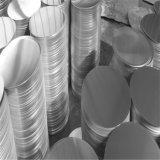 調理器具のための1100/1050のDCの円形アルミニウム円