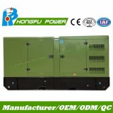 260kw Hongfu Soundproof Super Silent Diesel Generator with Volvo Engine