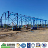 Helle Qualitäts-vorfabriziertes Stahlgebäude der Stahlkonstruktion-2016