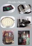 Elektrischer Teig-Teiler des Großverkauf-industrieller Backen-Geräten-36PCS
