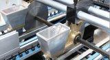 Comparaison avec semi-automatique Boîte en carton ondulé automatique Machine d'encollage (GK-1600PC)