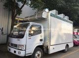 6 عجلات [فست فوود] عمليّة بيع شاحنة [دونغفنغ] هاتف جوّال مطبخ
