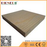 Le papier en bois de mélamine des graines a fait face au contre-plaqué pour la garde-robe