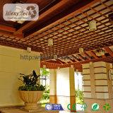 Soffitto composito di legno WPC di Eco per l'interiore del soffitto