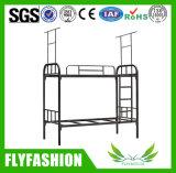 Base dobro do ferro forte da base de beliche do metal do dormitório da escola