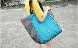 2018 Mulheres Moda Bolsas grandes sacos de ombro dobrável e sacos de compras, sacos de dobragem reutilizáveis sacos sacola de designer
