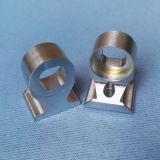 Präzisions-maschinell bearbeitende nach Maß Aluminium-drehenteile