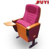 Jy-998m 직물 가격 나무로 되는 접는 의자 Matel 다리 나무로 되는 팔걸이 Wite는 회의 의자를 덧댄다