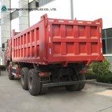 人のディーゼルSinotruk HOWO 10の荷車引きのダンプのダンプカートラック