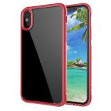 Caisse de luxe de l'acrylique TPU de portable pour l'iPhone 8