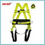 Harness de seguridad lleno protector personal de la carrocería de la aprobación del Ce