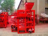 De concrete Lopende band van de Machine van het Blok van Youtube 4-26 van de Machine van het Blok Concrete