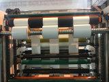 Le papier et de refendage des étiquettes et de rembobinage de la machine