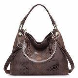 Krokodil-Form-Handtaschen-Dame-Handtaschen-Frauen-Beutel-fördernde Beutel-heiße Verkaufs-neue Entwerfer-Form-Dame-Handtasche PU-lederne Handtaschen Emg5111