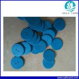 Tag Washable da lavanderia NFC da tecla de RFID para a gerência da lavanderia