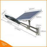 10W, 20W, 30W, 50W, 100W LED Solar de la luz de la calle