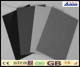 el panel compuesto de aluminio de la construcción de 1220*2440*3m m