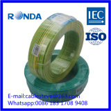 H07V-R에 의하여 좌초되는 PVC 전기 케이블 2.5