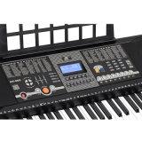 Mk906 61キーのシミュレーションの接触機能のプラスチックピアノキーボード