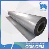 Material reflectante de alta calidad de transferencia de calor de la película de vinilo