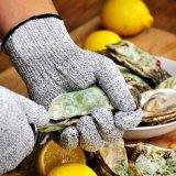 I guanti caldi di sicurezza del lavoro di vendita hanno tagliato i guanti resistenti della cucina dei guanti