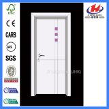 Ökonomische Toiletten-Plastikmembrane interne mit Luftschlitzenbelüftung-Tür
