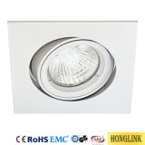 IP20 GU10, girar y bloquear el techo inclinable Downlight LED Downlight