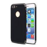 Броня гибридный ПК+резиновые аппаратного телефона задняя крышка для iPhone 7