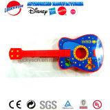 Juguete plástico del instrumento musical de la guitarra del OEM para la promoción del cabrito