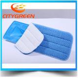 Lavette lavable facile respectueuse de l'environnement de nettoyage de Microfiber de fournisseur d'usine
