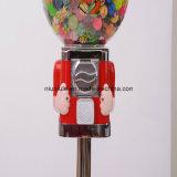 대를 가진 사탕 분배기 풍선껌 기계 Gumball 서 있는 기계