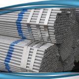Gestell-Gefäß-Baumaterial-St37 galvanisiertes Stahlrohr