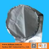 Rundbodenaluminiumfolie-Beutel für PV-dichtungsmasse