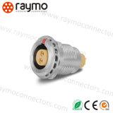 Lemos circulaire en métal Connecteur push-pull fiches mâle et femelle Raymo Fgg/oeuf/ECG/Phg