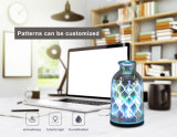 lampe électrique en verre de parfum de diffuseur de l'arome 120ml mini 3D