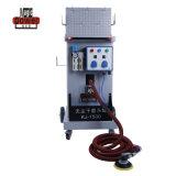 Máquina de moagem seca móvel com extrator de pó para pintura de automóveis com homologação CE