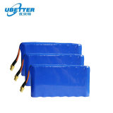 Pilha recarregável de lítio 26650 LiFePO4 Bateria 24V 3500mAh