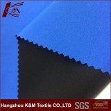 50d de sarga de bonos de tejido de poliéster tejido compuesto de tejido de punto de TPU
