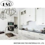 Decoratieve Kunstmatige Countertop van de Keuken van de Steen van het Kwarts