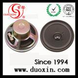 Haut-parleur avec bord en caoutchouc pour l'Audio Dxyd101N-50P-32A 101mm 4ohm 10W