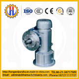 Réducteur cylindrique circulaire durable de vis sans fin d'élévateur de construction