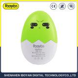 Cutey rápido diseño de huevo para el iPhone cargador de pared