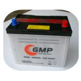 도매 재충전용 N50L 12V50ah는 책임 지도 산성 자동차 배터리를 말린다